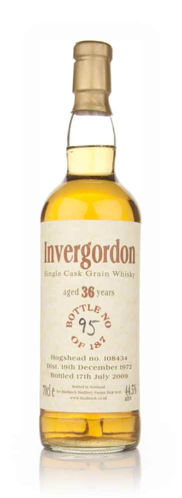 Invergordon 36 Year Old Cask 108434 (Bladnoch)