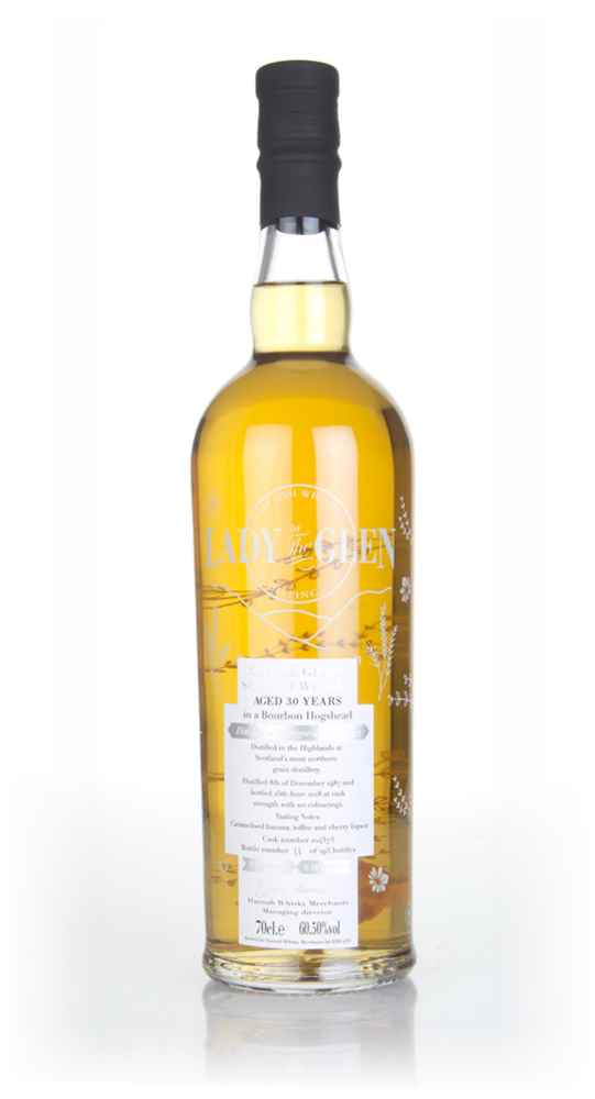 Invergordon 30 Year Old 1987 (cask 104373) - Lady of the Glen (Hannah Whisky Merchants)