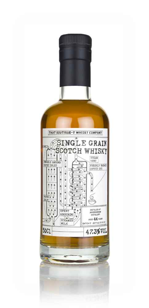 Invergordon 44 Year Old - Batch 17 (That Boutique-y Whisky Company)