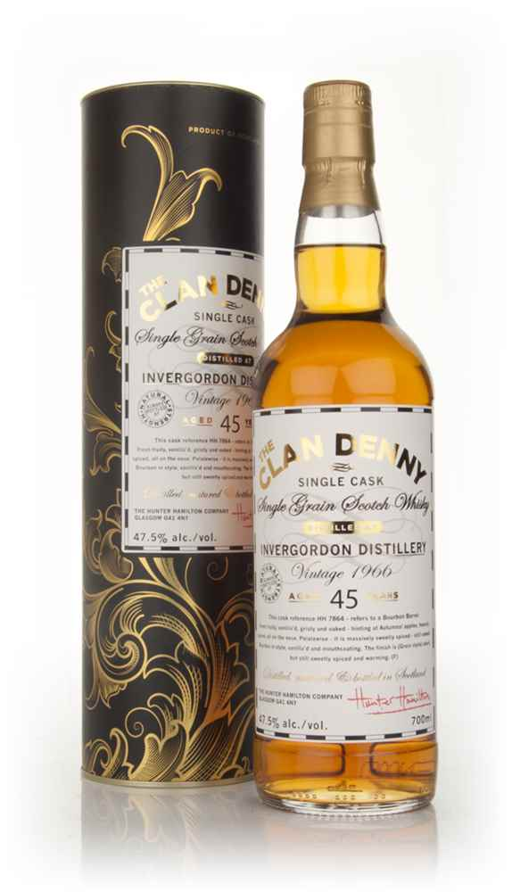 Invergordon 45 Year Old 1966 - The Clan Denny (Douglas Laing)