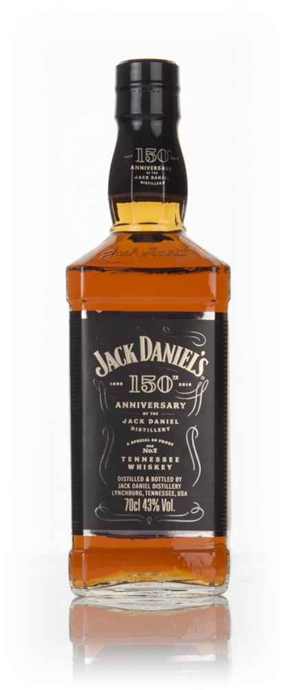 Jack Daniel's 150th Anniversary of the Distillery