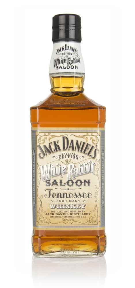 Jack daniel 39 s white rabbit whiskey master of malt for Photos jack daniels