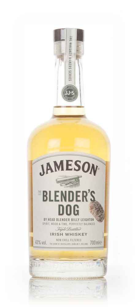 Jameson Whiskey Makers Series - Blender's Dog