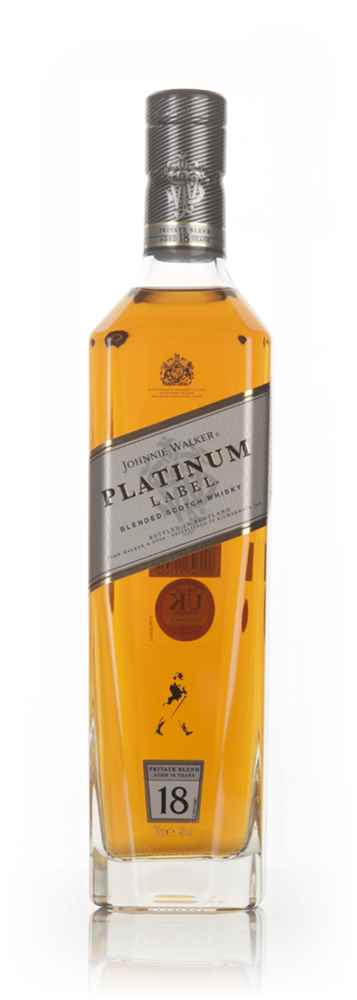 Johnnie Walker 18 Year Old Platinum Label