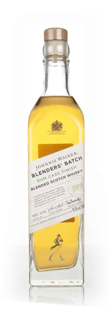 Johnnie Walker Blenders' Batch - Rum Cask Finish