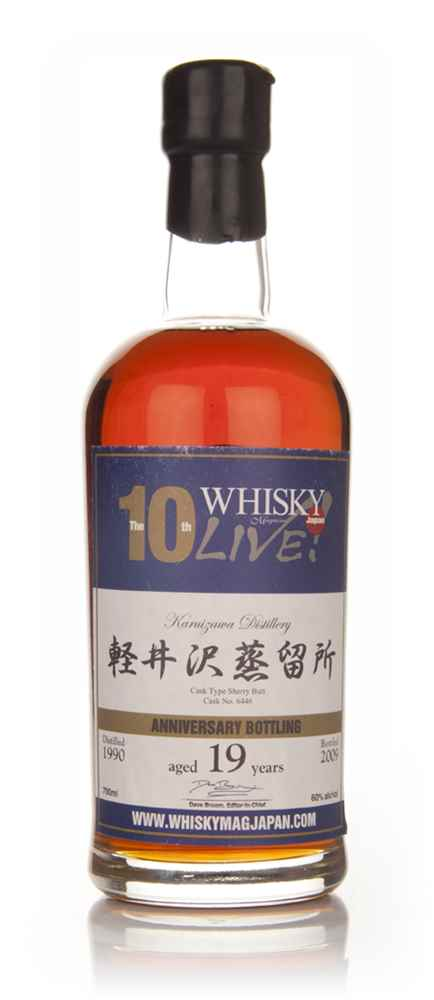 Karuizawa 19 Year Old - 10th Anniversary Whisky Live