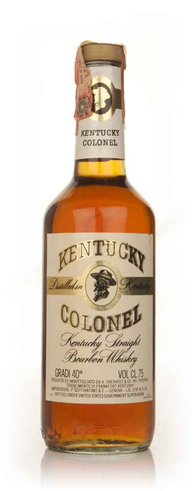 Kentucky Colonel - 1970s
