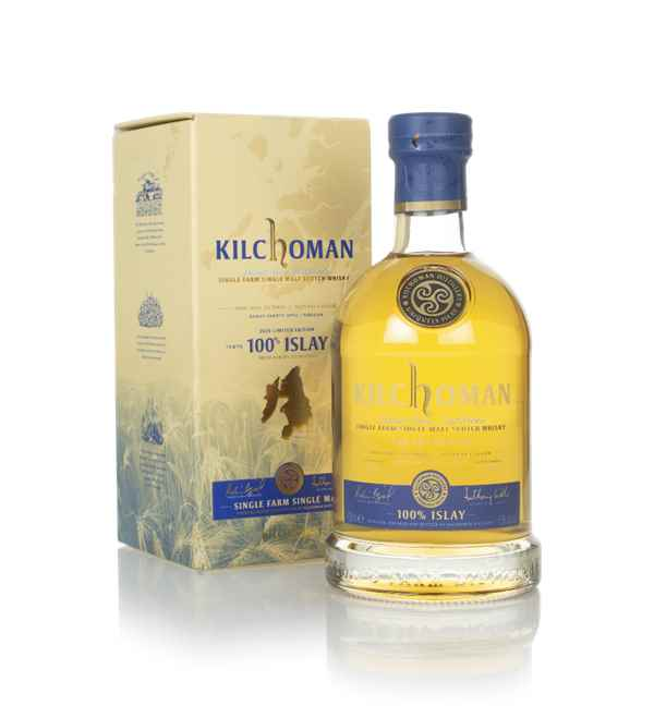 Kilchoman 100% Islay 10th Edition