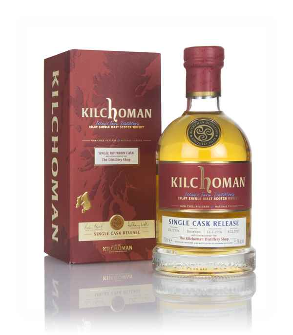 Kilchoman 11 Year Old 2006 Single Cask Release (cask 131/2006)