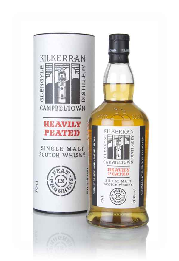 Kilkerran Heavily Peated (Batch 1)