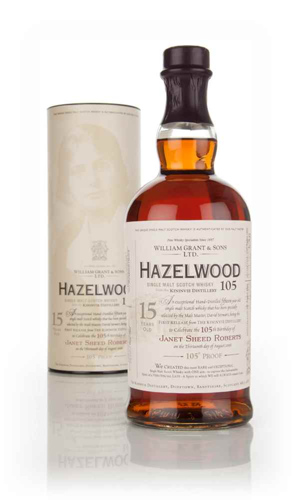 Hazelwood 105 15 Year Old