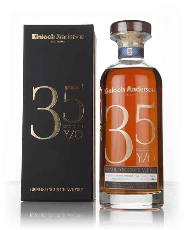 Kinloch Anderson 35 Year Old