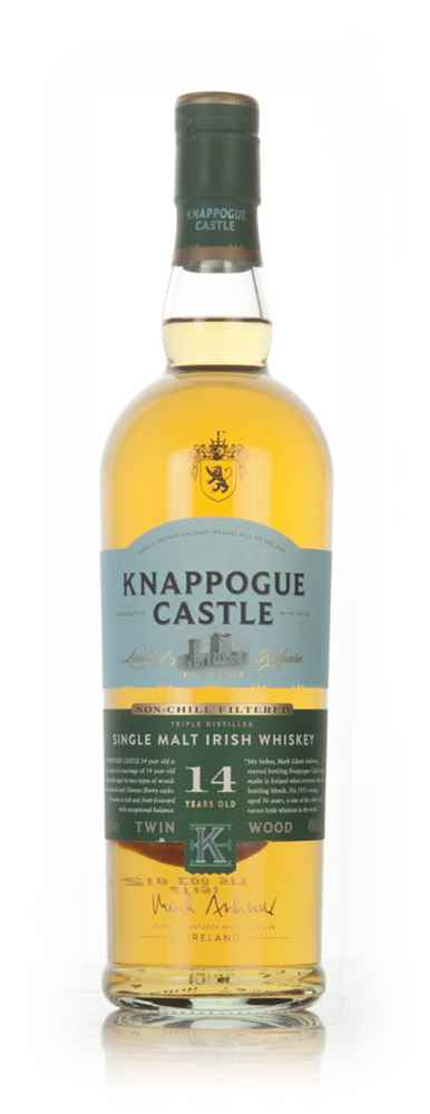 Knappogue Castle 14 Year Old - Twin Wood