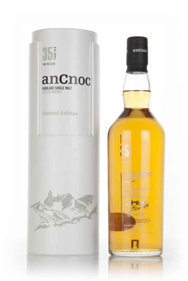 anCnoc 35 Year Old Limited Edition - 2nd Release