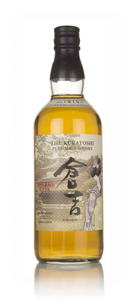 The Kurayoshi Pure Malt Sherry Cask