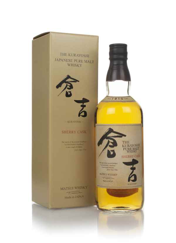 The Kurayoshi Sherry Cask