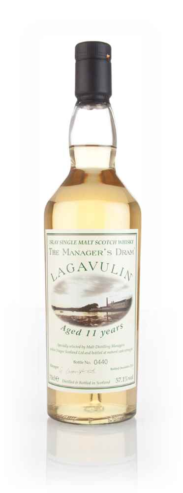 Lagavulin 11 Year Old - The Manager's Dram