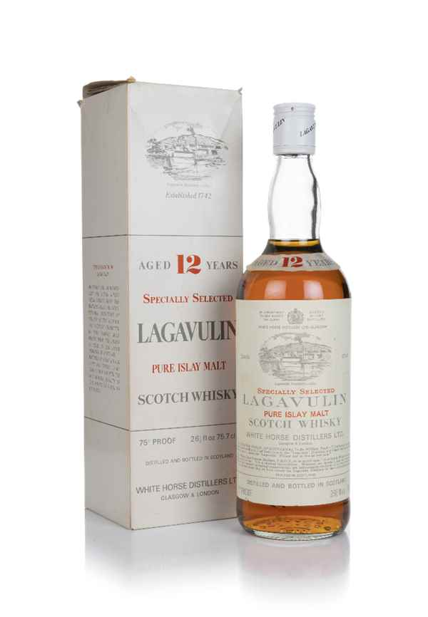 Lagavulin 12 Year Old (White Horse Distillers) - 1970s