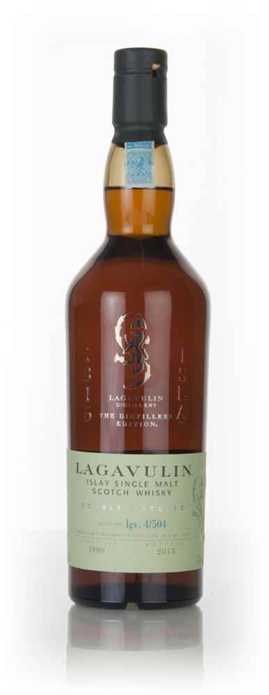 Lagavulin 1999 (bottled 2015) Pedro Ximénez Cask Finish - Distillers Edition