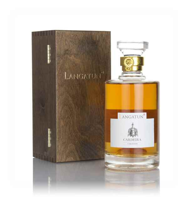 Langatun 5 Year Old 2012 - Cardeira Cask Finish