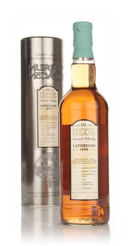Laphroaig 10 Year Old 1999 (Murray McDavid)
