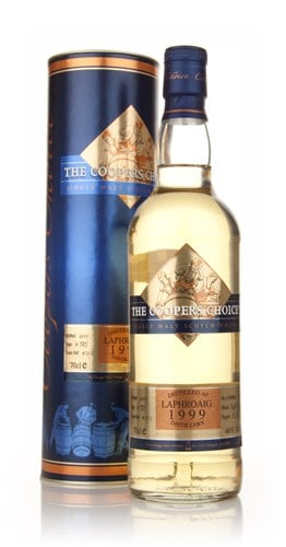 Laphroaig 1999 - The Coopers Choice (The Vintage Malt Whisky Co.)