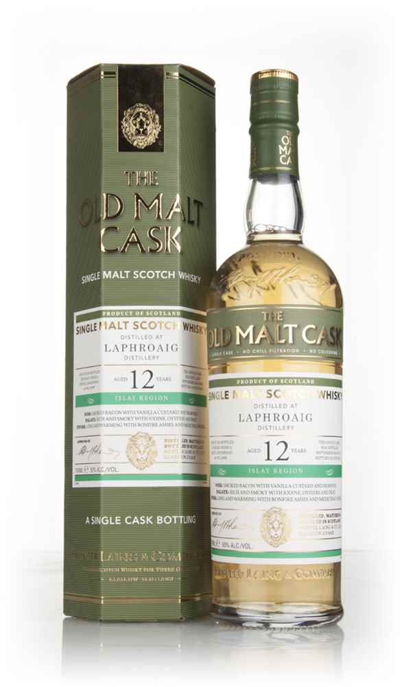 Laphroaig 12 Year Old 2004 (cask 14099) - Old Malt Cask (Hunter Laing)