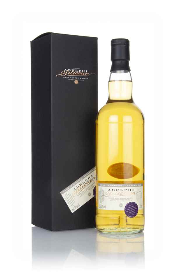 Laphroaig 14 Year Old 2004 (Adelphi)