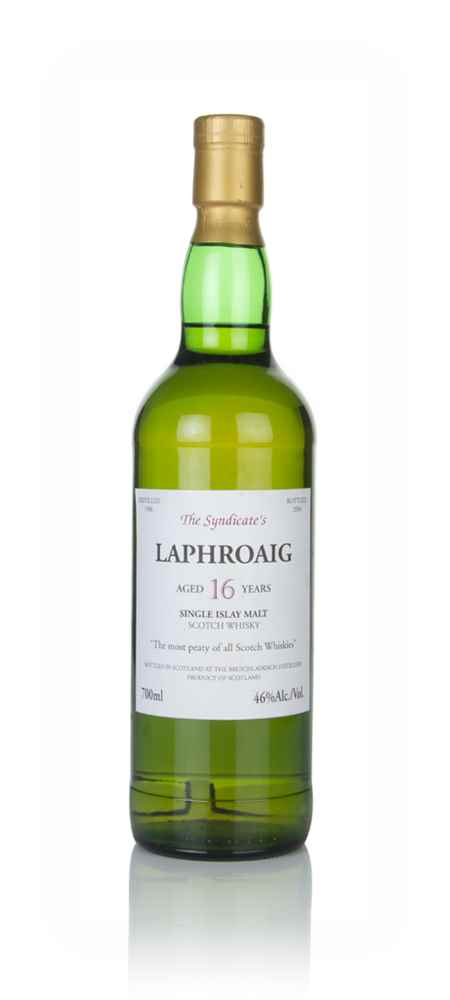 Laphroaig 16 Year Old 1988 (The Syndicate)