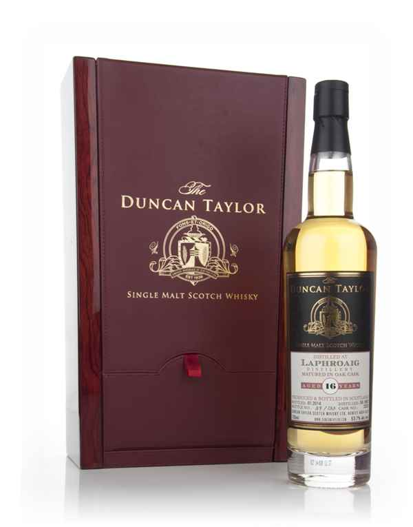 Laphroaig 16 Year Old 1997 (cask 3320) - The Duncan Taylor Single