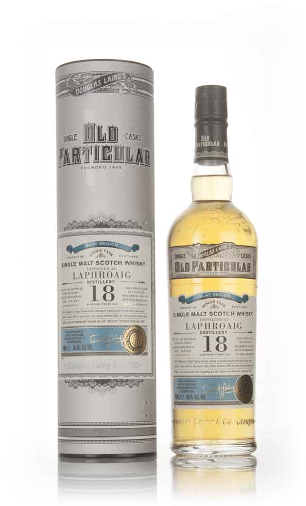 Laphroaig 18 Year Old 1999 (cask 11634) - Old Particular (Douglas Laing)