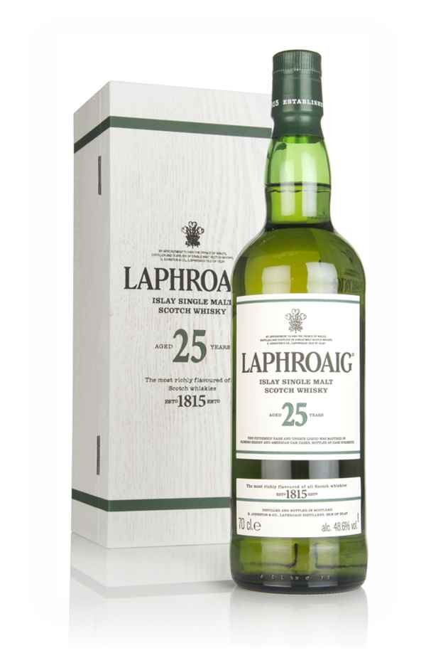 Laphroaig 25 Year Old Cask Strength (2016 Release)