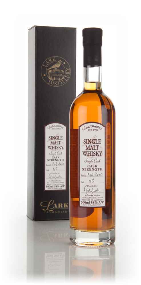Lark Single Cask (cask 113) Cask Strength