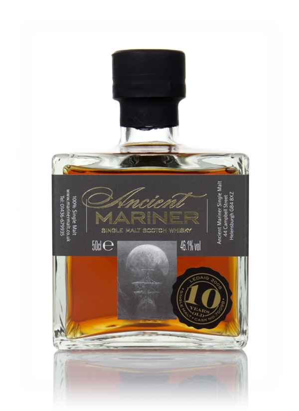 Ledaig 10 Year Old 2008 (cask 70099) - Ancient Mariner
