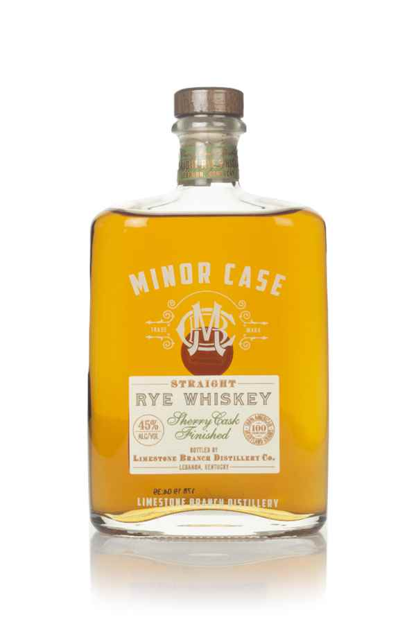 Minor Case Straight Rye