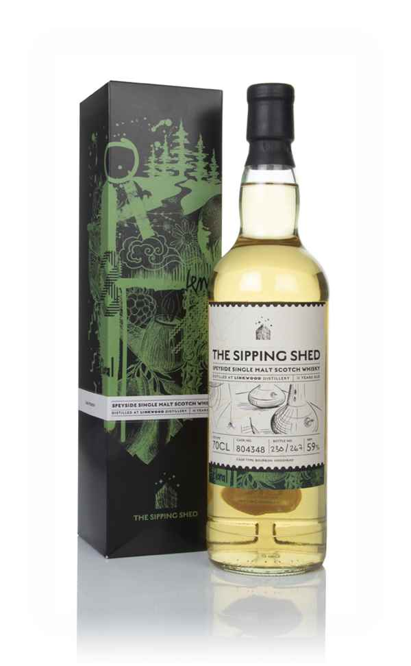Linkwood 11 Year Old (cask 804348) - The Sipping Shed