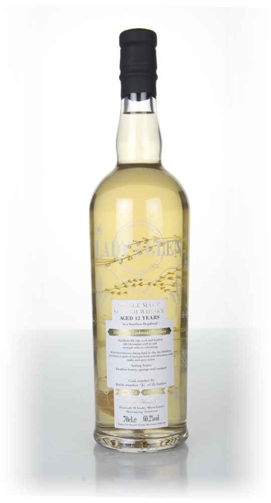 Linkwood 12 Year Old 2006 (cask 87) - Lady Of The Glen (Hannah Whisky Merchants)