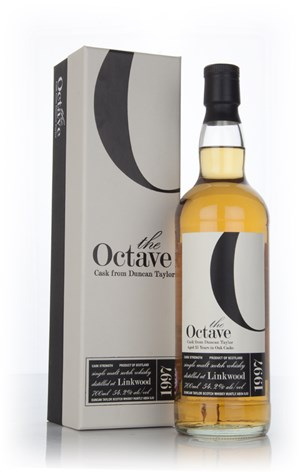 Linkwood 15 Year Old 1997 (cask 763049) - The Octave (Duncan Taylor)