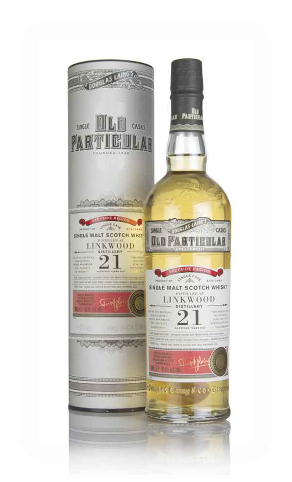 Linkwood 21 Year Old 1997 (cask 12574) - Old Particular (Douglas Laing)
