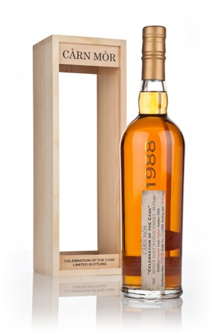 Linkwood 26 Year Old 1988 (cask 2322) - Celebration Of The Cask (Càrn Mòr)