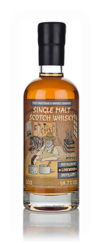 Linkwood - Batch 2 (That Boutique-y Whisky Company)
