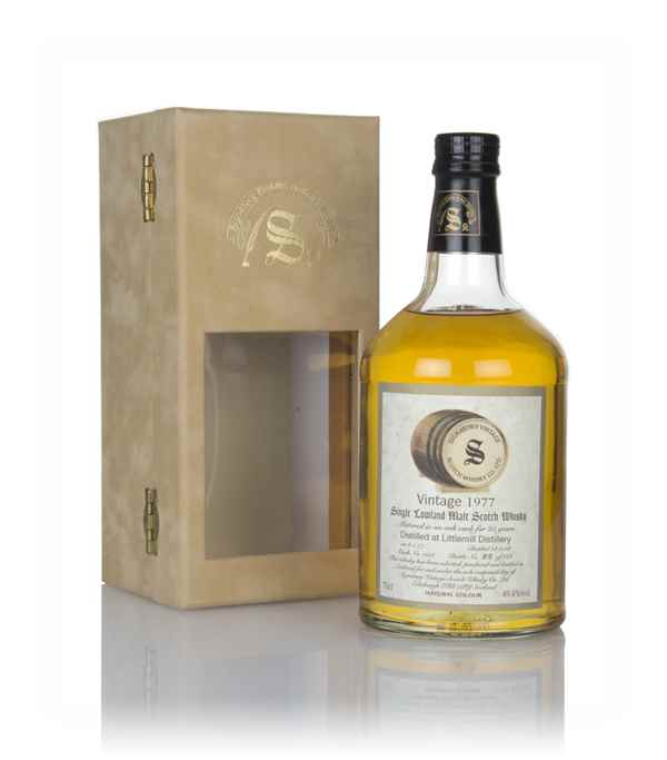 Littlemill 25 Year Old 1977 (cask 1152) - Signatory