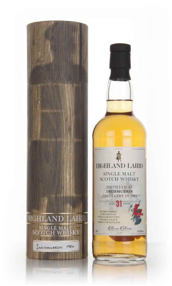 Inchmurrin 31 Year Old 1984 - Highland Laird (Bartels Whisky)