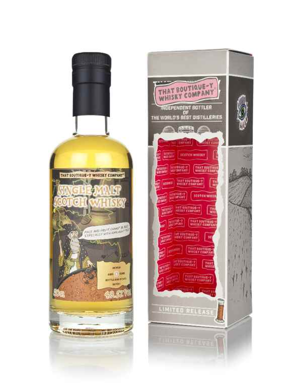 Inchfad 13 Year Old (That Boutique-y Whisky Company)