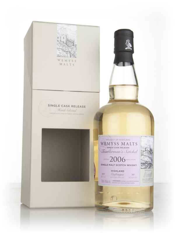 Trawlerman's Satchel 2006 (bottled 2017) - Wemyss Malts (Croftengea)