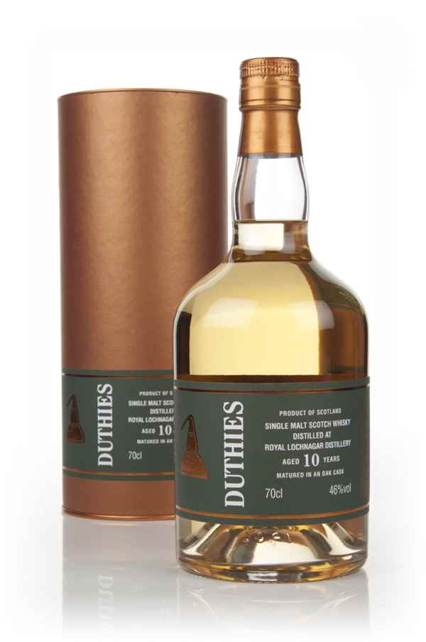 Royal Lochnagar 10 Year Old - Duthies (WM Cadenhead)