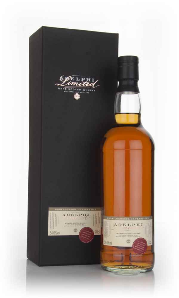 Lochside 47 Year Old 1965 Single Blend (Adelphi)