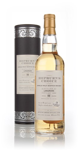 Longmorn 11 Year Old 2003 - Hepburn's Choice (Langside)