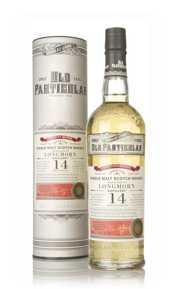 Longmorn 14 Year Old 2003 (cask 12573) - Old Particular (Douglas Laing)