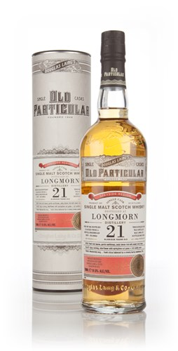 Longmorn 21 Year Old 1993 (cask 10264) - Old Particular (Douglas Laing)